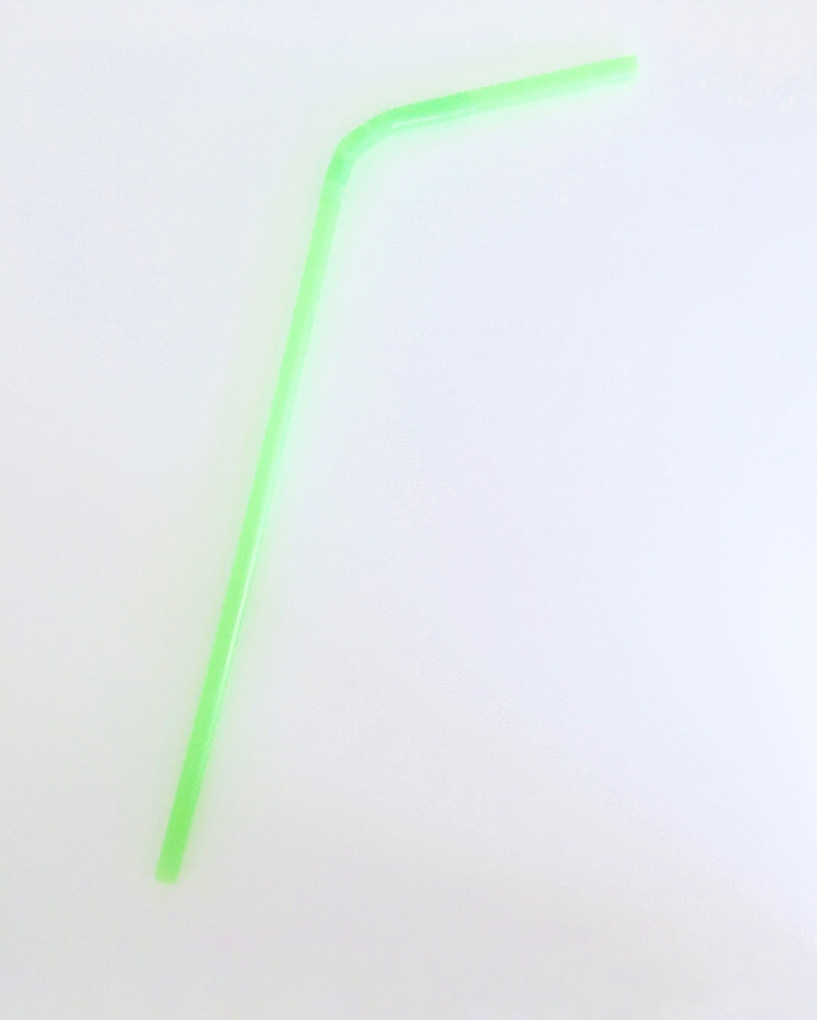 An anti-ode to the straw